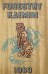 Forestry Kaimin, 1963 by Forestry Student Association