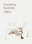 Forestry Kaimin, 1981 by Forestry Student Association