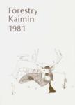 Forestry Kaimin, 1981