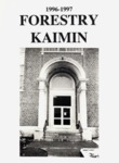 Forestry Kaimin, 1996-1997 by Forestry Student Association