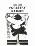 Forestry Kaimin, 1997-1998 by Forestry Student Association