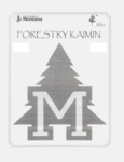 Forestry Kaimin, 2011-2012 by Forestry Student Association