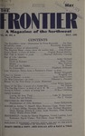 The Frontier, May 1929
