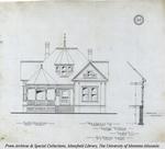 George Dildine Residence by Albert J. Gibson