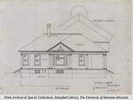 Joseph Redle Residence by Albert J. Gibson