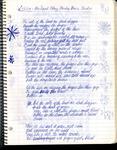 July 2, 1968 notebook entry