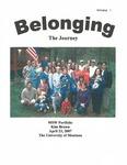 Belonging: The Journey