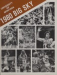 Grizzly Basketball Game Day Program, 1980 by University of Montana—Missoula. Athletics Department