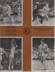 Grizzly Basketball Game Day Program, February 16-18, 1984 by University of Montana—Missoula. Athletics Department