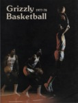 Grizzly Basketball Yearbook, 1977-1978 by University of Montana—Missoula. Athletics Department