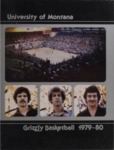 Grizzly Basketball Yearbook, 1979-1980