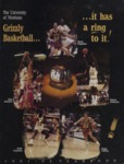 Grizzly Basketball Yearbook, 1991-1992