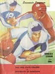 Grizzly Football Game Day Program, November 24, 1950