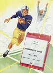 Grizzly Football Game Day Program, November 17, 1951 by University of Montana—Missoula. Athletics Department