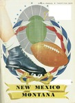 Grizzly Football Game Day Program, September 29, 1951 by University of Montana—Missoula. Athletics Department