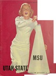 Grizzly Football Game Day Program, September 20, 1952 by University of Montana—Missoula. Athletics Department