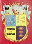 Grizzly Football Game Day Program, September 27, 1952