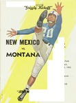 Grizzly Football Game Day Program, October 22, 1955 by University of Montana—Missoula. Athletics Department