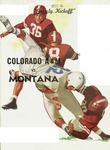 Grizzly Football Game Day Program, October 29, 1955 by University of Montana—Missoula. Athletics Department