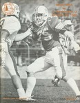 Grizzly Football Game Day Program, October 25, 1980 by University of Montana—Missoula. Athletics Department