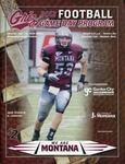 Grizzly Football Game Day Program, Sept 1, 2012 by University of Montana—Missoula. Athletics Department