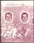 1951 Grizzly Football Yearbook