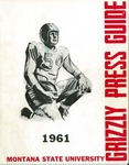1961 Grizzly Football Yearbook