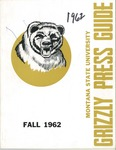 1962 Grizzly Football Yearbook