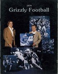 1979 Grizzly Football Yearbook