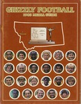 1983 Grizzly Football Yearbook