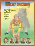 1989 Grizzly Football Yearbook
