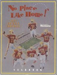 1994 Grizzly Football Yearbook