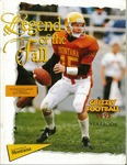 1995 Grizzly Football Yearbook by University of Montana—Missoula. Athletics Department