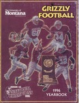 1996 Grizzly Football Yearbook