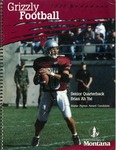 1998 Grizzly Football Yearbook