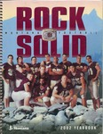 2002 Grizzly Football Yearbook
