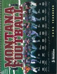 2005 Grizzly Football Yearbook by University of Montana—Missoula. Athletics Department