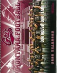 2008 Grizzly Football Yearbook by University of Montana—Missoula. Athletics Department