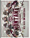 2010 Grizzly Football Yearbook by University of Montana—Missoula. Athletics Department