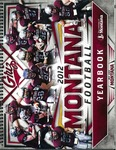 2012 Grizzly Football Yearbook
