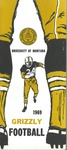 1969 Grizzly Football Yearbook