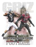 2016 Grizzly Football Yearbook by University of Montana—Missoula. Athletics Department