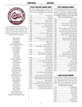 2018 Grizzly Football Yearbook by University of Montana—Missoula. Athletics Department