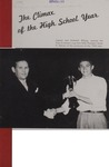 Interscholastic Meet Announcement, 1949 by Montana State University (Missoula, Mont.). Interscholastic Committee