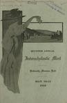 Interscholastic Meet Program, 1910