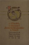 Interscholastic Meet Program, 1912 by University of Montana (Missoula, Mont.: 1893-1913). Interscholastic Committee
