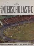 Interscholastic Meet Program, 1964 by Montana State University (Missoula, Mont.). Interscholastic Committee