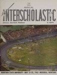 Interscholastic Meet Program, 1965 by Montana State University (Missoula, Mont.). Interscholastic Committee