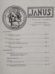 Janus, Winter 1992