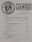 Janus, Spring 1992